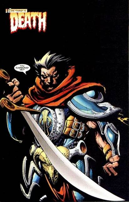 Wolverine Death Apocalypse Horsemen Horseman Comics Adamantium