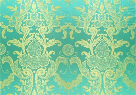 turquoise  gold wallpaper wallpapersafari