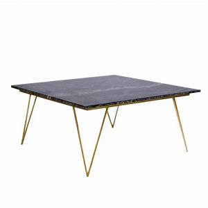 worlds away neal hairpin leg gold leaf coffee table with With marble coffee table black legs