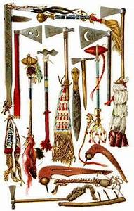 Native Indian Weapons and Tools