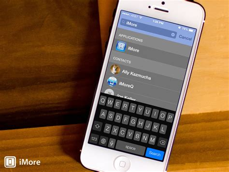 image search from iphone how to access and use spotlight search on your iphone or