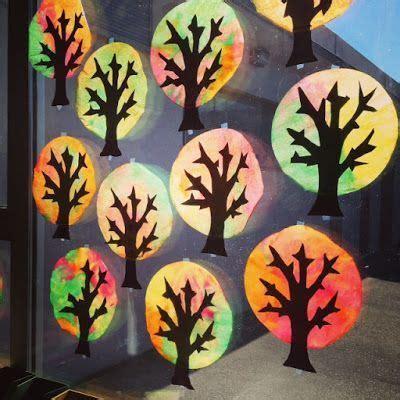Fensterdeko Herbst Grundschule by Pin Tielkes Auf Bastelideen Fensterbilder Herbst