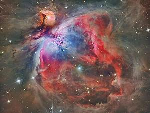 APOD: 2013 March 20 - M42: Inside the Orion Nebula