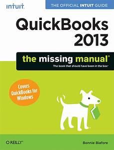 Quickbooks 2013  The Missing Manual