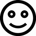 Emoji Face Smiley Round Smile Badge Icon