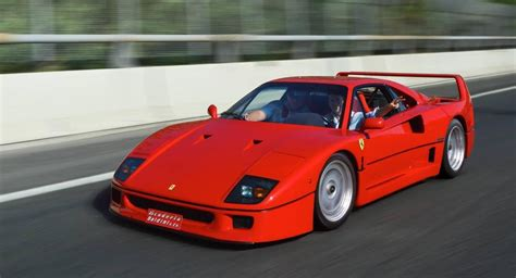 Legendary Ferrari F40 - My Exciting Drive in the Ultimate ...