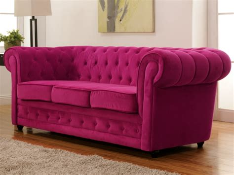 vente canape chesterfield canapé vente unique canapé 3 places en velours