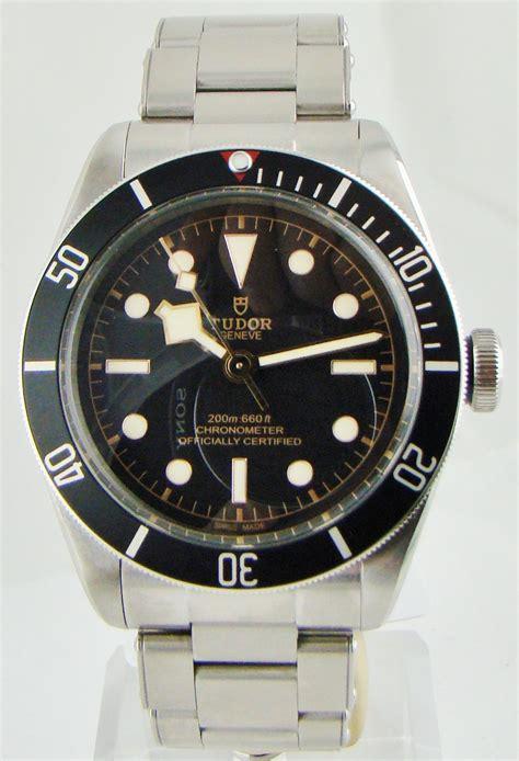 Tudor 79230N Heritage Black Bay - Chitown Watch