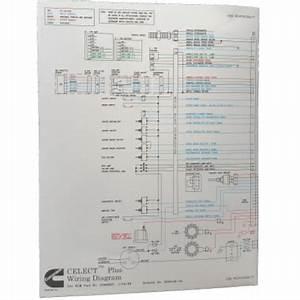 Cummins N14 Plus Engine Diagram