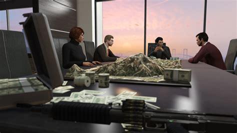 gta 5 bureau gta la mise à jour haute finance et basses