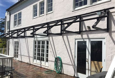 Sunshield Awning Solar Mounting & Racking Systems