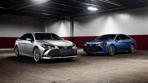 2019 Toyota Avalon Xse 4k 2 Wallpaper Hd Car Wallpapers