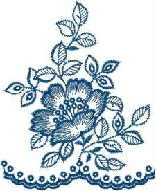 embroidery designs blue flower decoration embroidery designs machine embroidery designs at embroiderydesigns