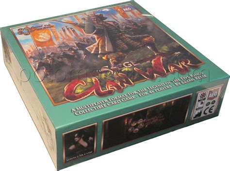siege d box l5r siege clan war box 29 potomac distribution