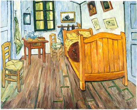 Bedroom Is Arles by Vincent S Bedroom Gogh Reproduction Gogh Studio