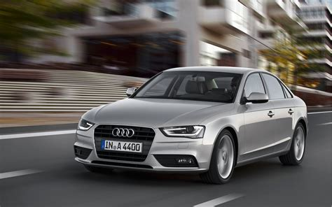 2013 Audi A4/s4 First Drive