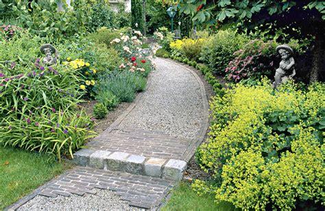 Anlegen Mit Kies by Gartenwege Aus Kies Gartenwege Aus Kies Qw76 Hitoiro