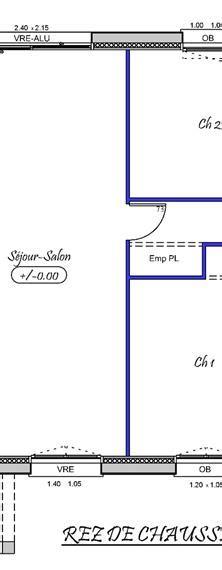 selune cuisine tina 100 m type f5 catalogue constructeur maison