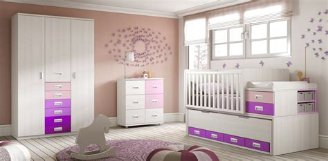 chambre de bebe original lit pour bébé évolutif surélevé bc30 avec armoire