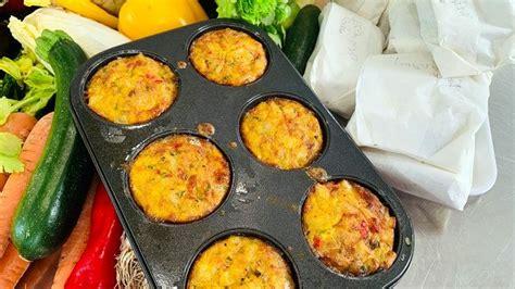 Klingt alles ziemlich ungewöhnlich, oder? Herzhafte Muffins in einer Muffinform | Bildquelle: WDR | Herzhafte muffins, Rezepte, Snack ideen