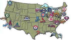 touring all 30 major league baseball stadiums sports baseball mlb stadiums major league