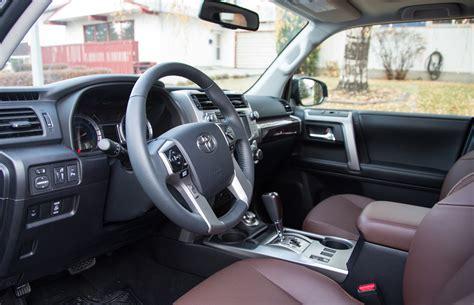 toyota 4runner interior reader review 2015 toyota 4runner limited driving