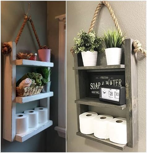 bathroom towel ladder 10 diy wood projects for your bathroom