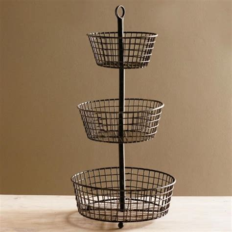wire storage baskets for kitchen decorative wire baskets kitchen best decor things 1922