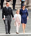 Prince Edward, Sophie Wessex and their daughter Lady ...