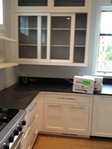 sliding glass kitchen cabinet doors sliding glass doors for kitchen cabinets kitchen reno 1 7984