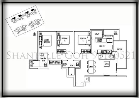 floor plans unit layout size psf price