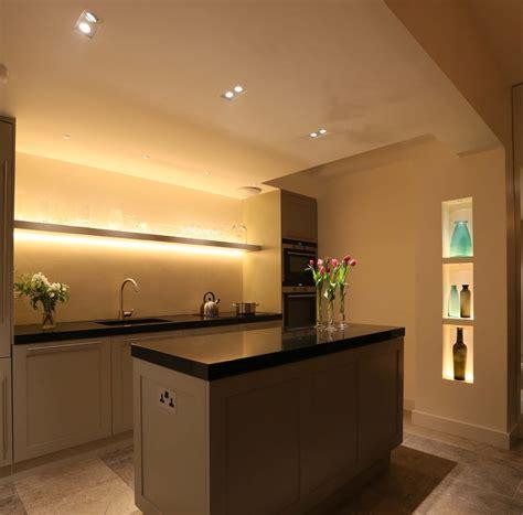clever kitchen lighting tricks