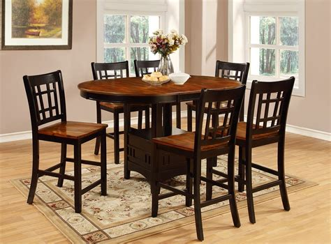 What Is A Good Width High Top Dining Table? — The Home