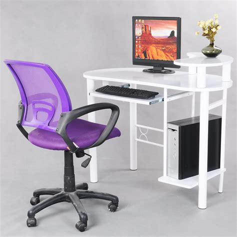 college desk chair cushions high quality purple office computer chair with arms with