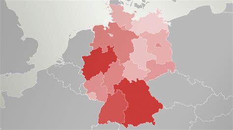 Wie es in ihrem landkreis aussieht, können sie mithilfe unserer interaktiven grafiken selbst ermitteln. Karte mit aktuellen Zahlen: Coronavirus-Ausbreitung in Deutschland | tagesschau.de