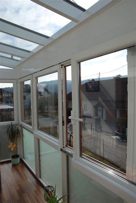 Sichtschutz Fenster Wintergarten by Schiebefenster F 252 R Wintergarten In Kunststoff Kunststoff