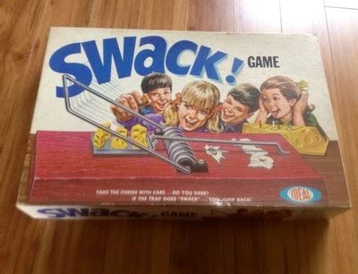 swack game   real board games games vintage games