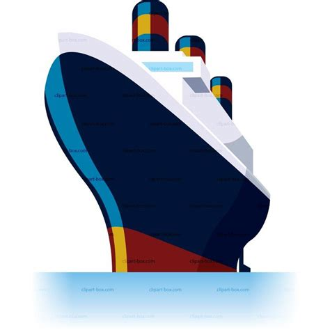 Clipart Boats And Ships by Luxury Cruise Ship Clip Clipart Cruise