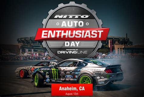 2017 Nitto Tire Auto Enthusiast Day At