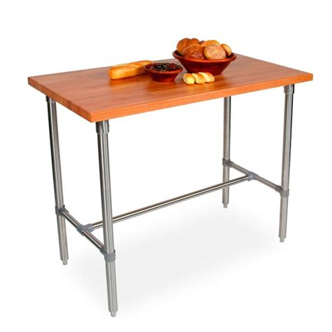 boos kitchen work tables boos cherry kitchen work table frontgate