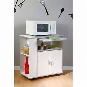 Desserte De Cuisine Conforama : meuble indpendant cuisine cuisine ilot noir versailles ~ Dailycaller-alerts.com Idées de Décoration