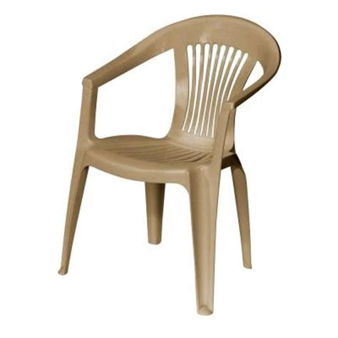 us leisure low back dune patio chair 220578 the home depot