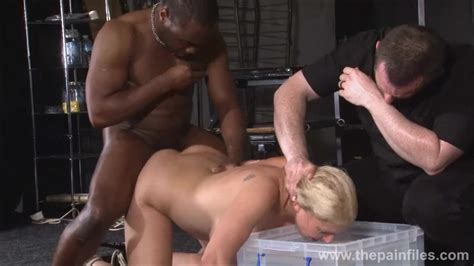 Rough Interracial Brutal Fuck With Busty Chubby Slave Girl