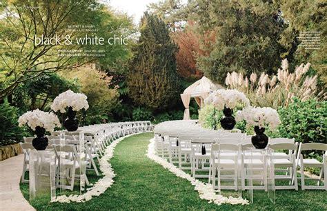 black table runner black and white wedding jonathan george