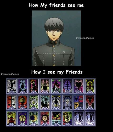 Persona Memes - truth persona 4 meme shin megami tensei persona 4 pinterest story of my life its you