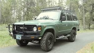 1987 Fj60 Green