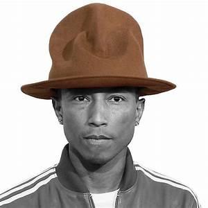 Pharrell Williams Hat | Unisex T-Shirt