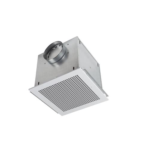 broan high capacity ventilator  sone  cfm white