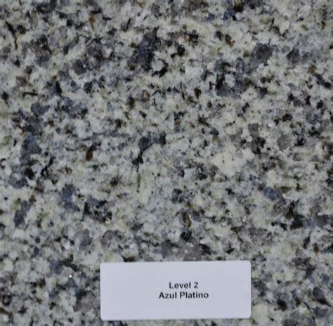 azul platino granite bullnose edge at kitchen