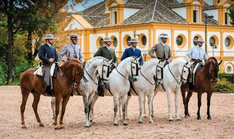 andalusian equestrian horses royal dancing horse jerez dressage gaudi spain frontera tapas sherry